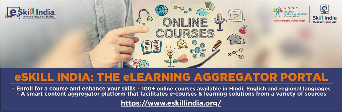 eskill India: The eLearning Aggregator Portal